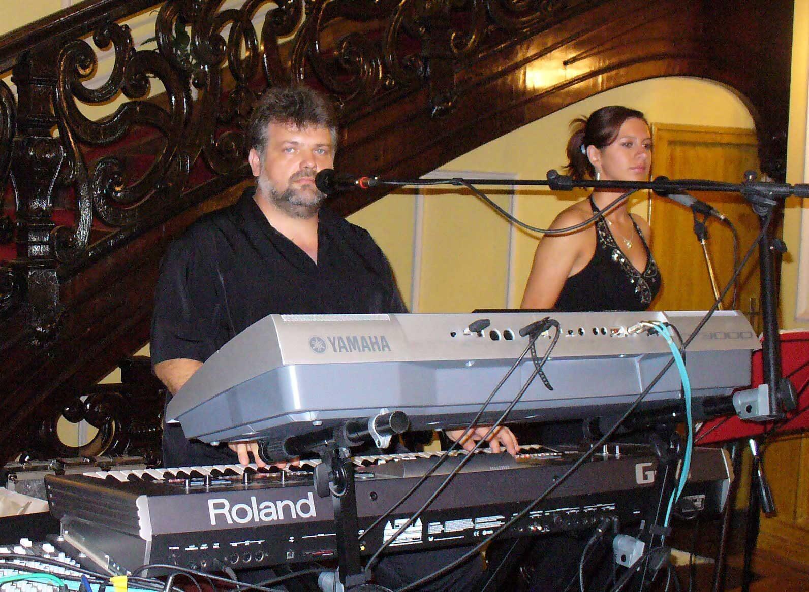 Turi Judit és Ladányi Péter